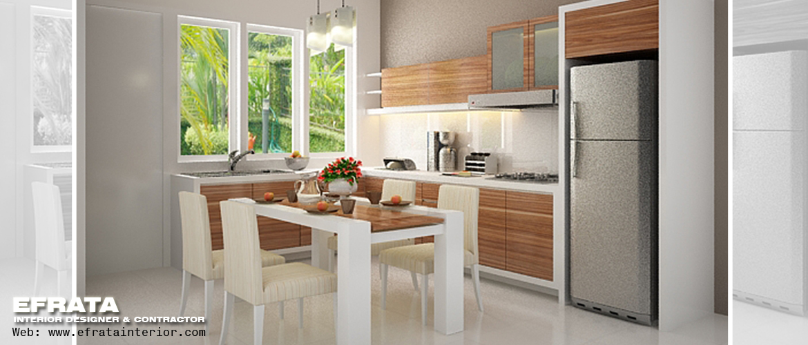 kitchen set modern design