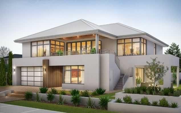 Desain Rumah Mewah 2 Lantai Minimalis Efrata Desain Kontraktor Interior Arsitek Arsitektur Semarang