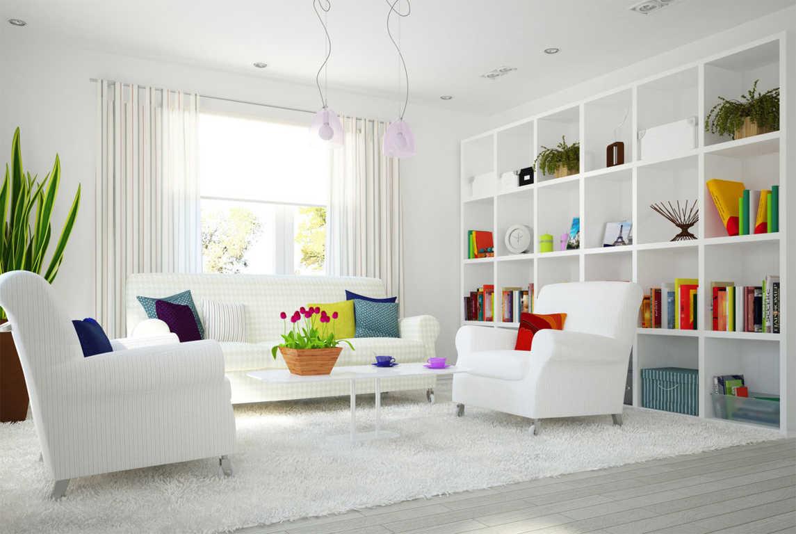 rp jenis warna cat rumah minimalis dominasi
