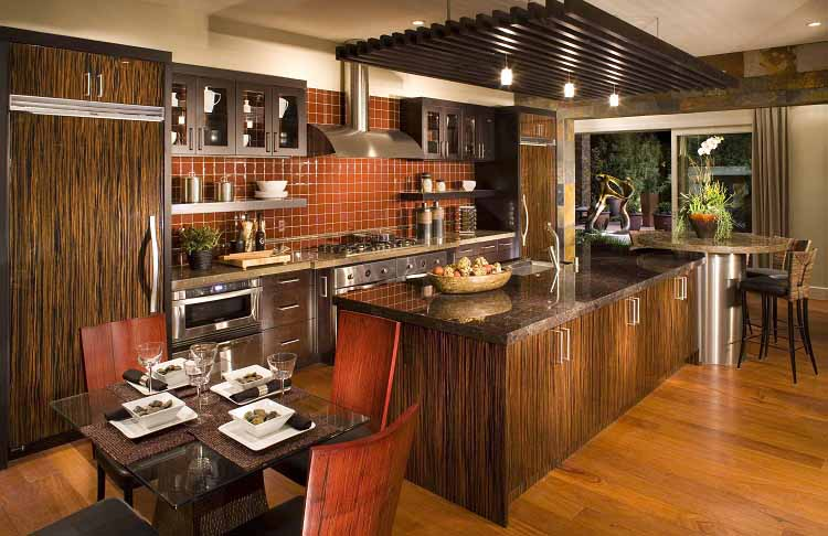 Photos Of Luxury Kitchens Wooden Furniture