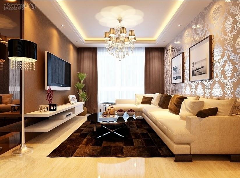 Wallpaper Ruang Keluarga Sederhana  ruang keluarga efrata desain kontraktor interior